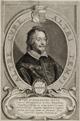 Porträt des Hugo Everhard Graf Cratz von Scharfenstein (vor 1595 - Regensburg 13.03.1663), Kurmainzischer Hauptgesandter in Münster und Osnabrück, 1645-1647