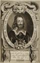 Porträt des David Gloxin (Burg auf Fehmarn 16.03.1597 - Lübeck 26.02.1671), Abgesandter der Reichs- und Hansestadt Lübeck in Osnabrück, 1644-1649