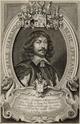Porträt des Johann Georg von Merckelbach († Durchlach zwischen 15./31.12.1680), Gesandter des Markgrafen von Baden-Durlach in Münster und Osnabrück