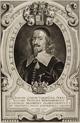 Porträt des Johann Conrad Varnbüler von und zu Hemmingen (Stuttgart 26.11.1595 - Stuttgart 10.04.1657), Gesandter des Herzogs von Württemberg in Münster, 1645-1649