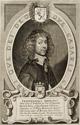 Porträt des Ferdinand Ernst von Walnstein († 15.05.1655 oder 1665), Kaiserlicher Bevollmächtigter für Böhmen in Münster und Osnabrück, 1645-1647