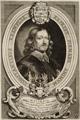 Porträt des Matthäus Wesenbeck d.J. (Bremen 11.08.1600 - Bremen 24.04.1659), Gesandter des Kurfürsten von Brandenburg in Osnabrück, 1645-[1648]