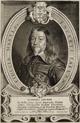 Porträt des Johann Leuber auf Helbra und Ichtershausen (vermutlich Dresden 21.06.1588 - Dresden 08.08.1652), Kursächsischer Sekundärgesandter in Münster und Osnabrück, 1646-1649