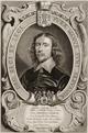 Porträt des August Carpzow (Colditz 04.06.1612 - Coburg 19.11.1683), Sekundargesandter des Herzogs von Sachsen-Altenburg in Osnabrück, 1645-1649