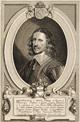 Porträt des Barthold van Gent († 22.09.1650),Gesandter der Provinz Gelderland, Sprecher der niederländischen Gesandtschaftin Münster und Osnabrück, 1646-[1648]