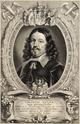 Porträt des Abraham Kayser (Soest 26.03.1603 - Doberan 30.09.1652), Gesandter der Herzöge von Mecklenburg-Schwerin und Mecklenburg-Güstrow in Osnabrück, 1644-1649)