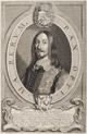 Porträt des Johann Oxenstierna Graf Södermöre (Stockholm 24.06.1611 - Wismar 05.12.1657), Schwedischer Prinzipalgesandter in Münster und Osnabrück, 1643-1648