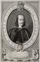 Porträt des Gaspar de Braccamonte y Guzman, Conde de Peñaranda (1596 - Madrid 16.09.1676), Spanischer Prinzipalgesandter in Münster, 1645-1648