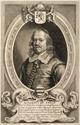 Porträt des Godart van Reede (Utrecht 30.09.1588 - Utrecht 25.06.1648), Gesandter der Provinz Utrecht in Münster, 1646, 1647, 1648