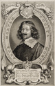 Porträt des Nikolaus Georg Reigersberger († Aschaffenburg 1652), Kurmainzischer Sekundargesandter in Münster, 1645-[1648]