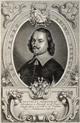 Porträt des Mattias Mylonius gt. Björnklau (Västerås 26.12.1607 - Stockholm 20.08.1671), Schwedischer Legationssekretär, Resident in Münster und Osnabrück, 1643-1650