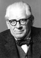 Heinrich Schnee (1895-1968), Passbild von 1967 / Stadtarchiv Gelsenkirchen