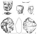 Mittelpaläolithische Steingeräte aus Bielefeld-Johannistal / Münster, LWL-Archäologie für Westfalen