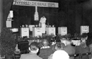Werbeveranstaltung der Westfälischen Ferngas AG (WFG) für die Gasanwendung im Haushalt, um 1955 / Recklinghausen, Archiv der RWE Westfalen-Weser-Ems AG