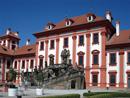 """Prag: Schloss Trója, zeitweiliger Sommerwohnsitz des Freiherrn vom Stein (1757-1831) während seines Prager Exils 1810-1812 / <a href=""""http://www.gnu.org/licenses/fdl.txt"""" target=""""_blank"""">Wikimedia/GNU Free Documentation License</a>"""