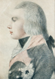 Tielker, Johann Friedrich [zugeschr.]: Friedrich Wilhelm III. (7770-1840, reg. ab 1797), als Kronprinz von Preußen, um 1795 / Minden, Preußen-Museum NRW / Minden, Preußen-Museum NRW