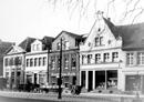 Münster, Königsstraße: Gaststätte Gambrinus-Halle und die Leihbücherei, 1937 / Münster, LWL-Medienzentrum für Westfalen