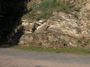 Porta Westfalica: Felsbasis des Kaiser-Wilhelm-Denkmals / Marcus Weidner