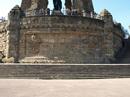Porta Westfalica: Inschrift des Kaiser-Wilhelm-Denkmals / Marcus Weidner