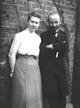Friedrich von Bodelschwingh d.J. mit seiner Ehefrau Julia von Bodelschwingh / Bielefeld, Hauptarchiv und Historische Sammlung der von Bodelschwinghschen Anstalten Bethel