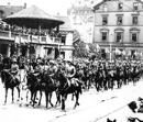 Einmarsch des Freikorps Epp in Dortmund, 06.04.1920 / Münster, Verlag Aschendorff