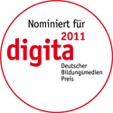 digita 2011 nominiert!
