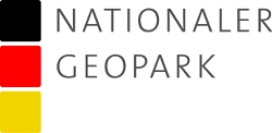 Logo des Nationalen GeoParks