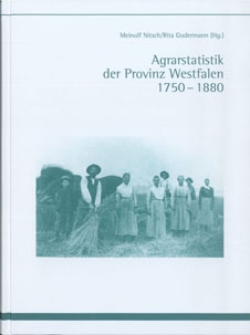 Cover Agrarstatistik