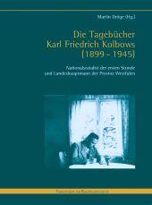 Tagebücher Karl Friedrich Kolbow