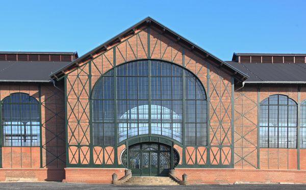 Maschinenhalle Zeche Zollern. Foto: LWL-Industriemuseum